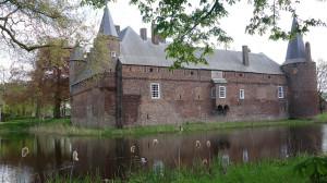 Burg Burggraben