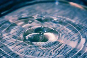 Börsenweisheiten tropfen wasser buch